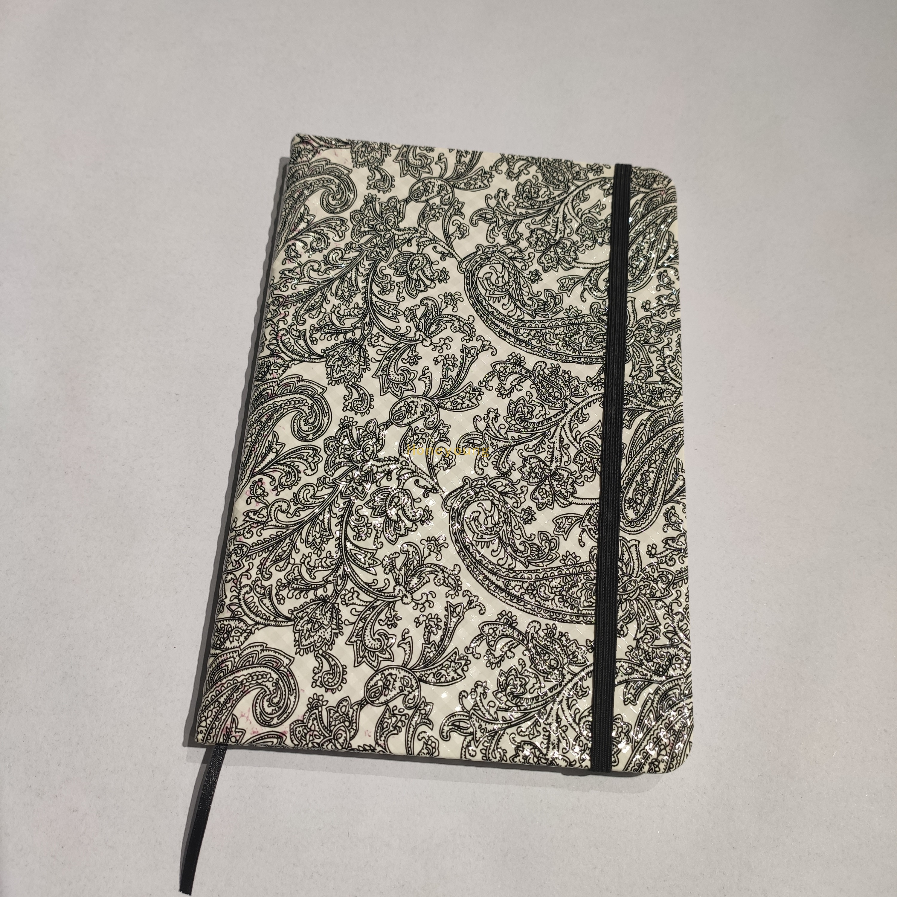 Wholesale Manufacturer Custom Design Standard Size Office Products PVC Leather Notebook PLN-04